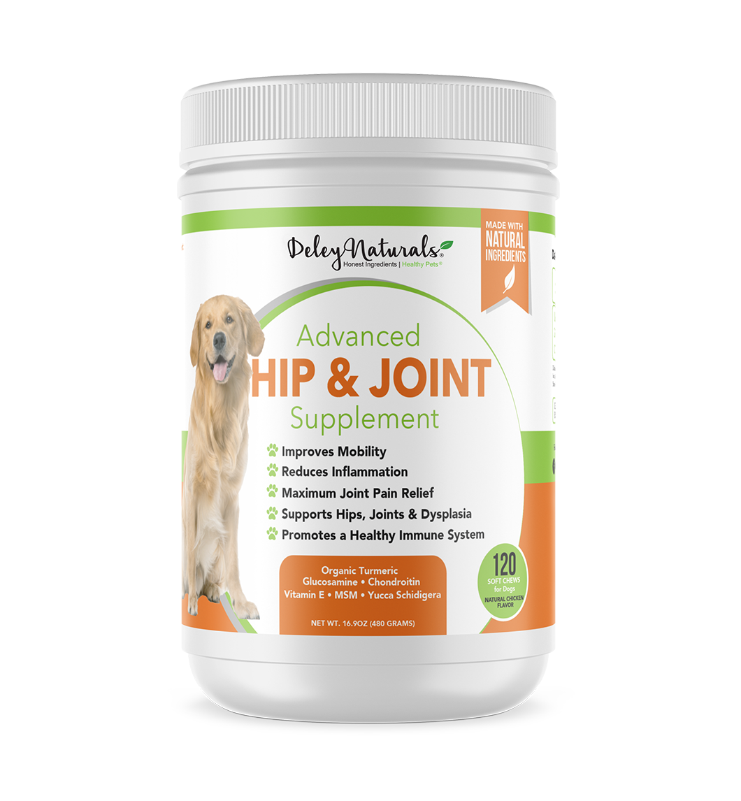 Advanced Hip & Joint Supplement for Dogs