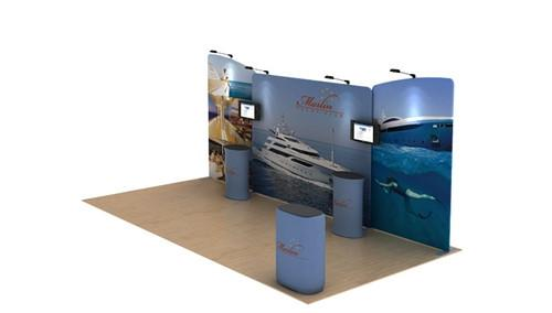 Marlin 20ft WaveLine Media Display A