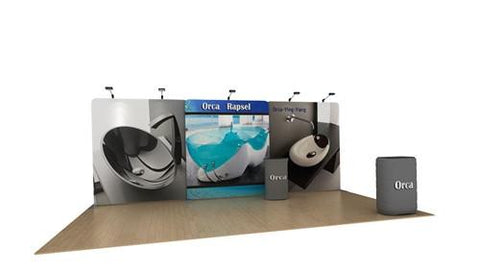 Orca 20ft WaveLine Media Display A