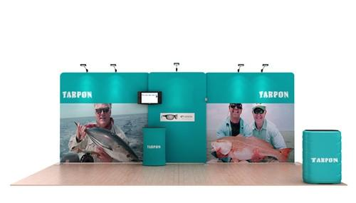 Tarpon 20ft WaveLine Media Display A