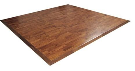 Portable Hardwood Flooring