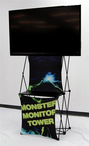 Xpressions Monster Monitor Tower