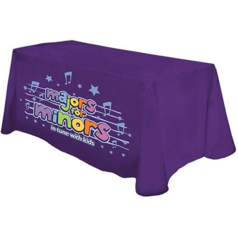 Digital 6ft Table Throw