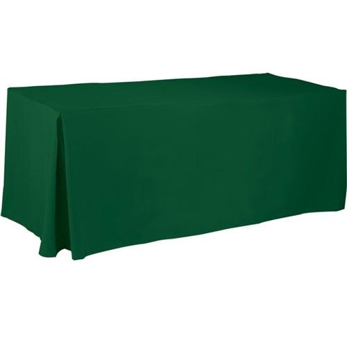Non-Printed 6ft Fitted Table Cover