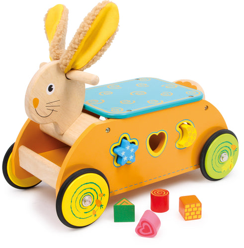 Easter gifts guaranteed sugar free yellow bird toys gifts jack rabbit ride on negle Image collections