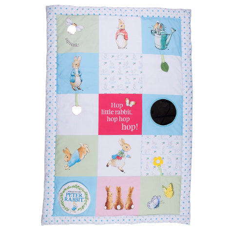 Easter gifts guaranteed sugar free tagged easter yellow bird peter rabbit activity mat negle Image collections