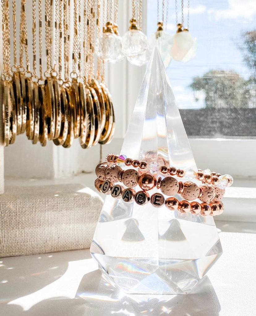 Diamond Bracelet Display