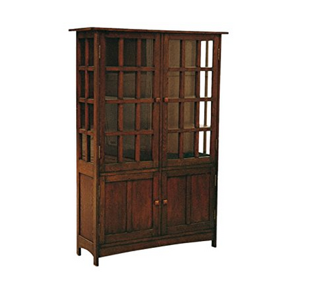This Truly Amazing Piece Of Solid Oak Furniture Is Sure To Impress House  Guests. Proudly Display Works Of Art On The Shelves Of A Marvelous China  Cabinet.