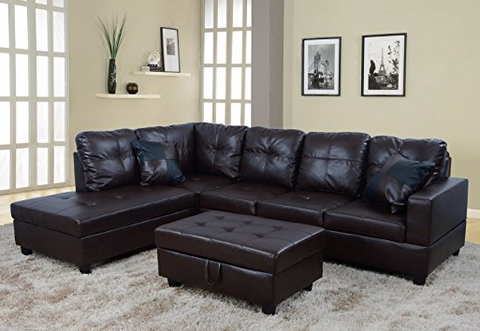 Top 25 Best Chaise Sofa with Storage Ottoman Products of ...