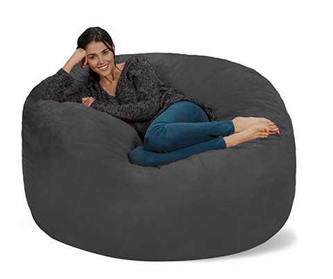 Peachy Top 30 Best Bean Bag Chair Products Of 2017 Furnsy Review Gmtry Best Dining Table And Chair Ideas Images Gmtryco