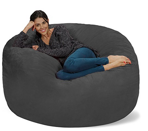 Genial Best Bean Bag Chairs For Adults By Chill Bag   Assorted Colors   $150.99