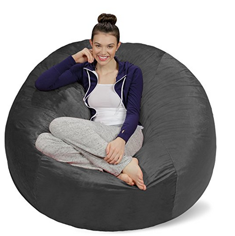 Pleasing Top 30 Best Bean Bag Chairs For Adults Furnsy Review Furnsy Creativecarmelina Interior Chair Design Creativecarmelinacom