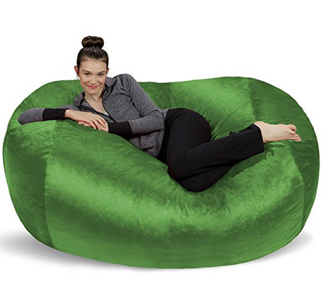 Sofa Sack Is A Great Company Because They Make Some Of The Best Bean Bag Chairs For Adults Such As This Option Chair Large In Size
