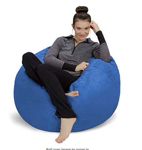 This Sofa Sack Chair Works Out Well For All Kinds Of People Because It Is  One Of The Best Bean Bag Chairs For Adults. This Chair Is Crafted By Those  Who ...