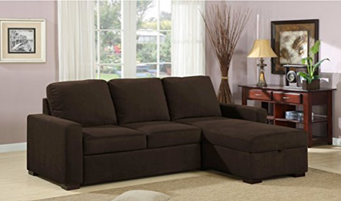 The Best Click Clack Sofa With Storage Top 25 Reviewed