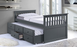 Kids Trundle Day Bed by Broyhill Kids - Twin