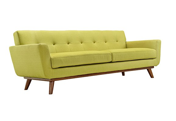 Contemporary Sofa Set by Modway - Retro Mid-century Modern