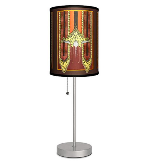 Art Deco Lamp by Lamp-In-A-Box - Pull-Chain