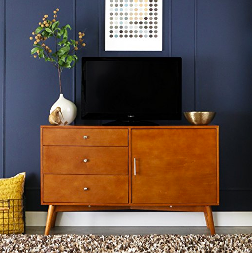 Mid-century Modern TV Stand by Home Accent Furnishings