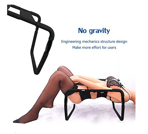 Stainless Steel Sex Chair by Roomfun