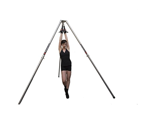 3-in-1 BDSM Furniture - Portable Dungeon, Suspension Bondage Frame, & Sex Swing