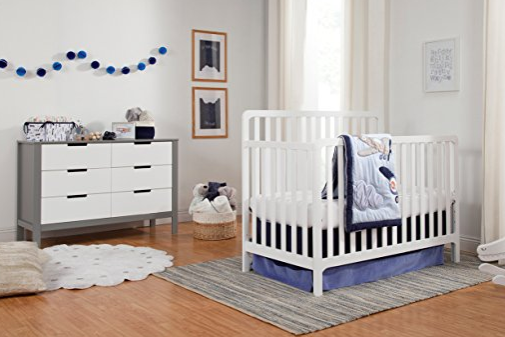 Anti-tip Double Dresser - Modern Baby Furniture by DaVinci
