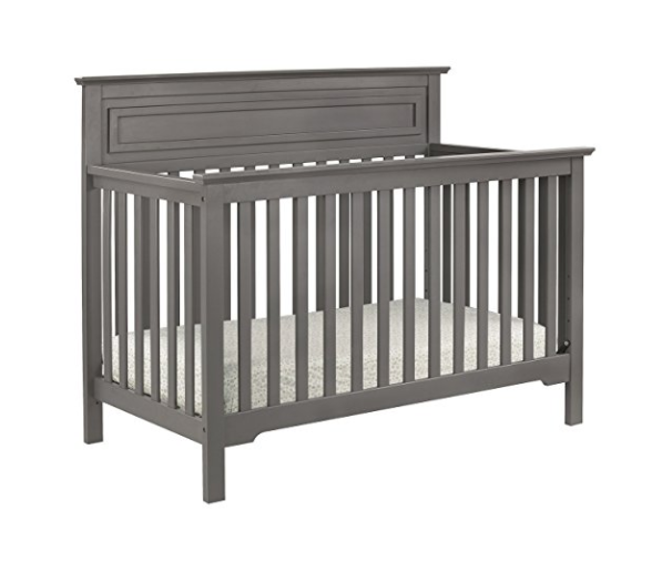 4-in-1 Convertible Crib, Toddler Bed, and Day Bed, and Full Bed by DaVinci
