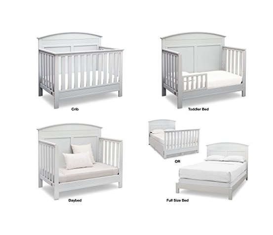 ... 5 Piece All In One Nursery Set By Delta Children ...