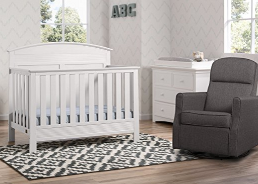 5 Piece All-in-One Nursery Set by Delta Children