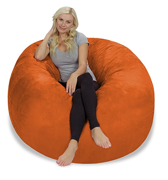 Bean Bag Chairs for Adults by Chill Sacks - Assorted Colors/Sizes