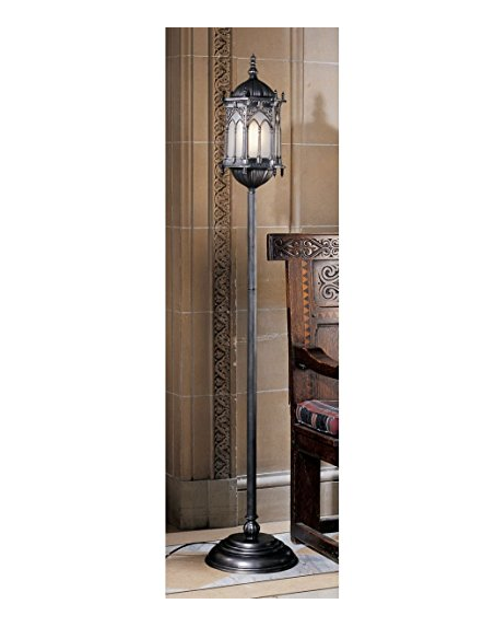 Gothic Floor Lamp by Toscano