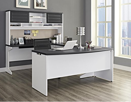sneakers for cheap 9f24c 72ff8 4 Piece Modern U-Shaped Office Desk by Altra Furniture