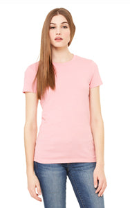 BELLA + CANVAS® LADIES THE FAVOURITE TEE