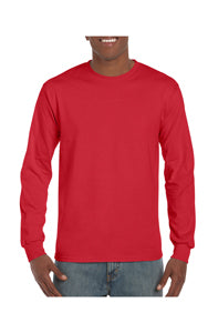 GILDAN ADULT LONG SLEEVE T-SHIRT