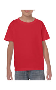 GILDAN YOUTH HEAVY WEIGHT COTTON T-SHIRT