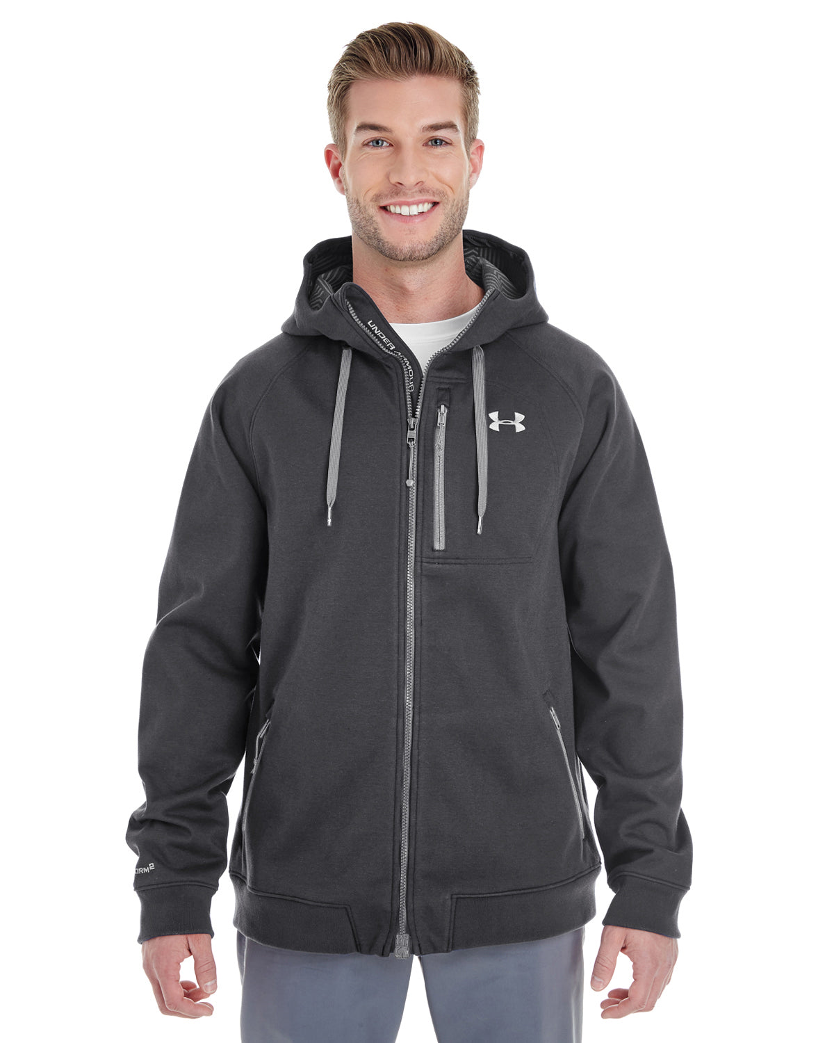 UNDER ARMOUR MEN'S UA COLDGEAR INFRARED SOFTSHELL JACKET