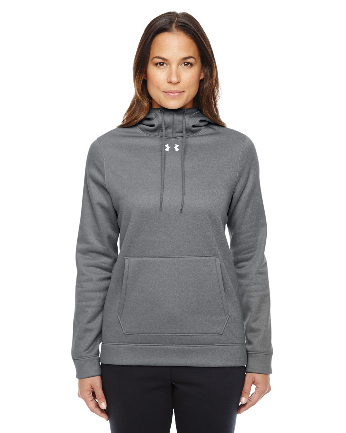 UNDER ARMOUR LADIES' FLEECE HOODY