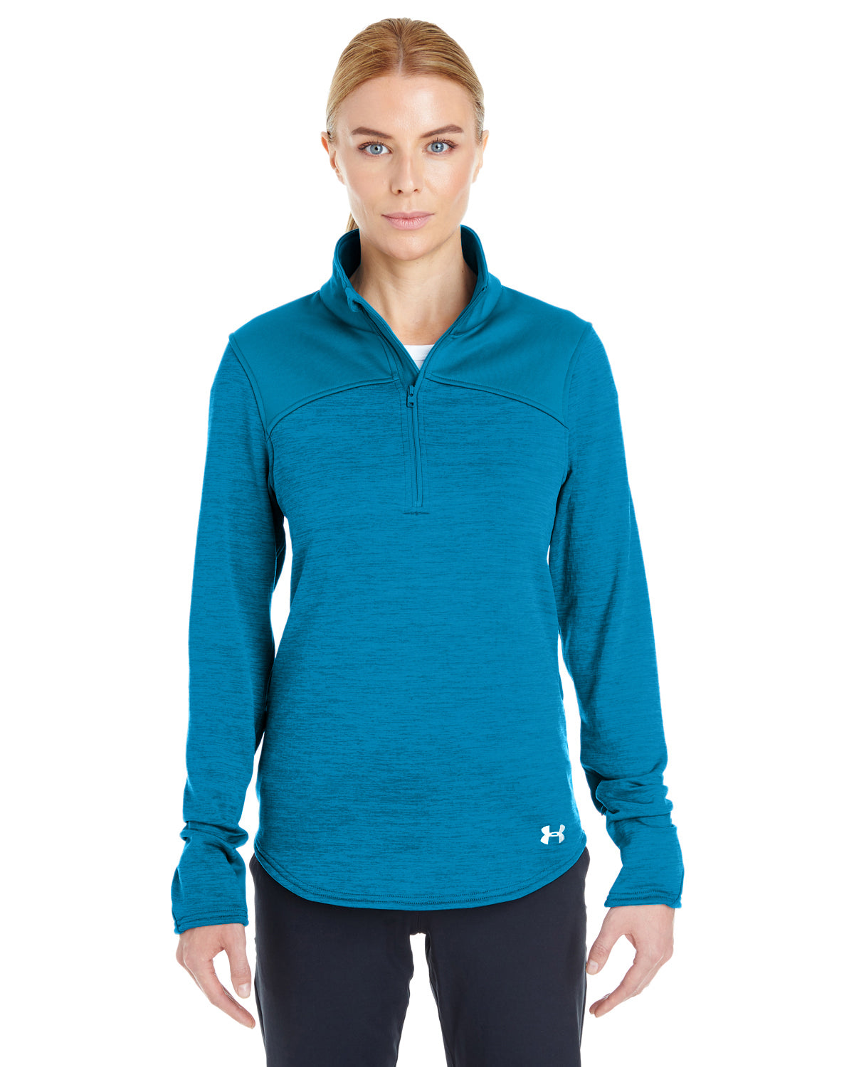 UNDER ARMOUR LADIES UA EXPANSE QUARTER ZIP