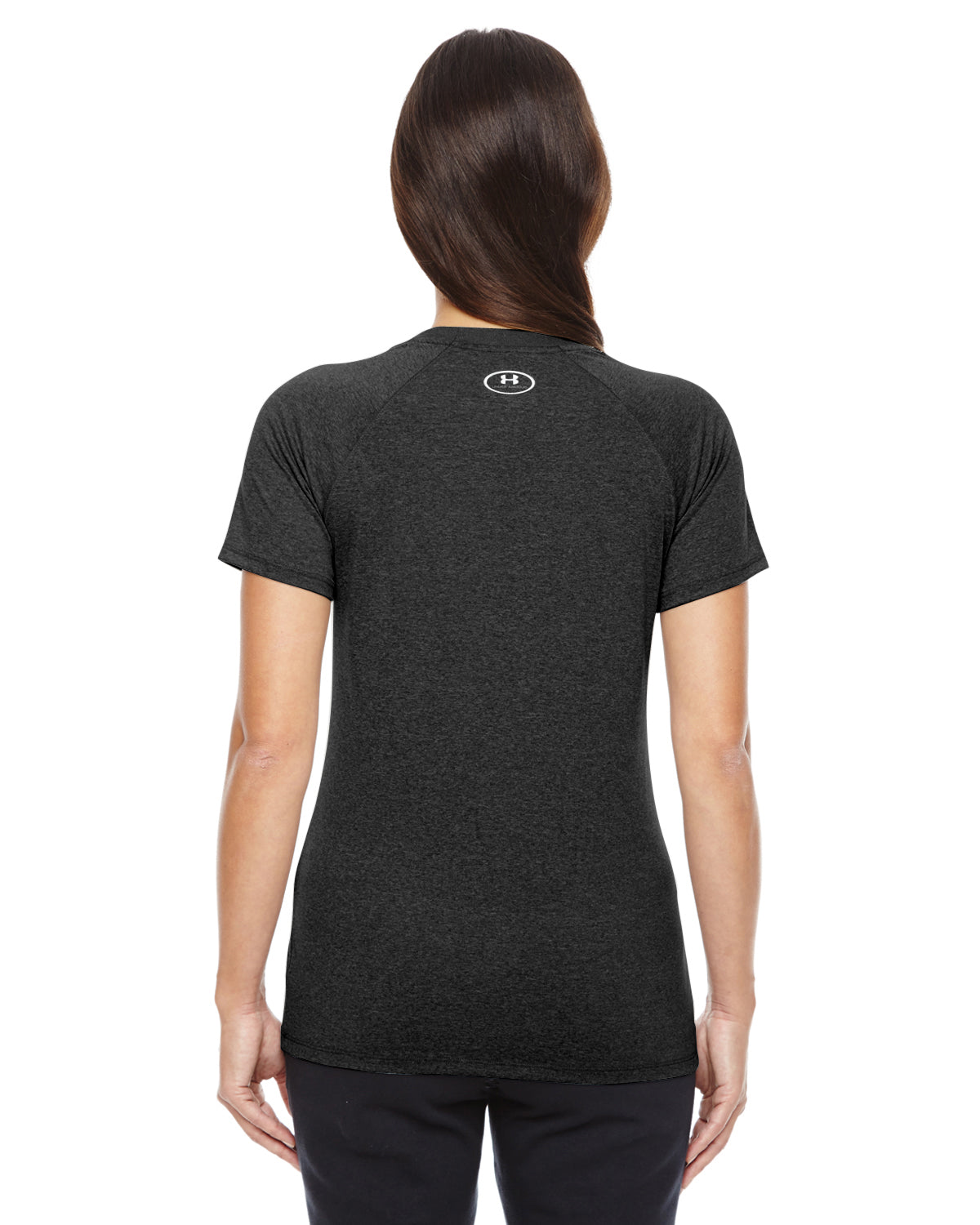UNDER ARMOUR LADIES' LOCKER T-SHIRT