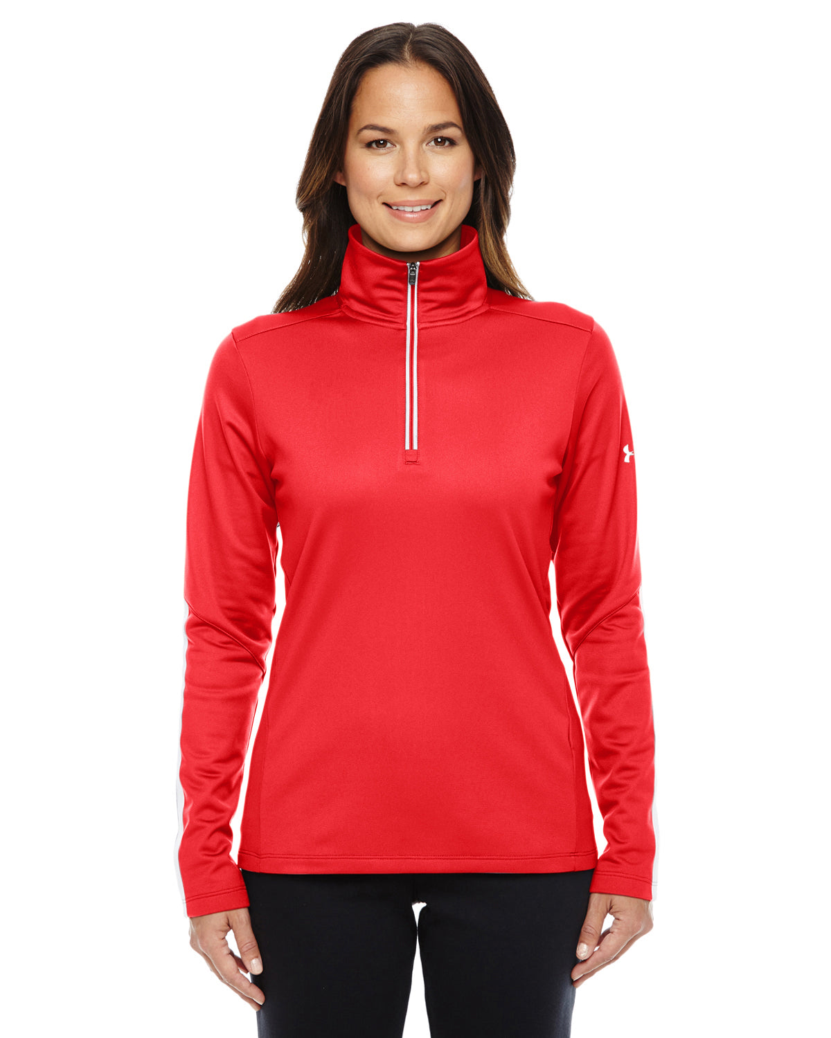 UNDER ARMOUR LADIES' QUALIFIER 1/4 ZIP