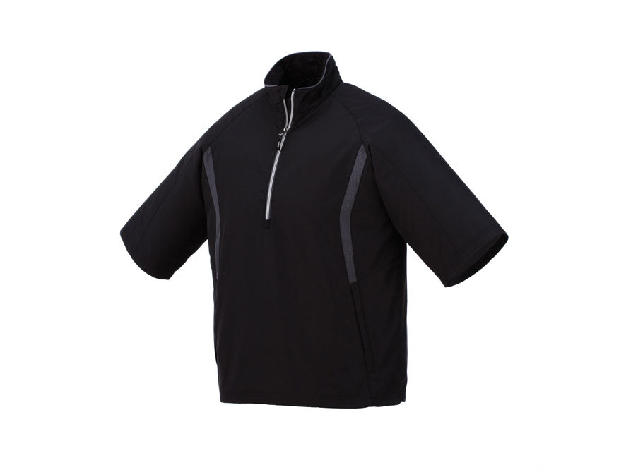 TRIMARK MEN'S POWEL HALF ZIP WIND SHIRT
