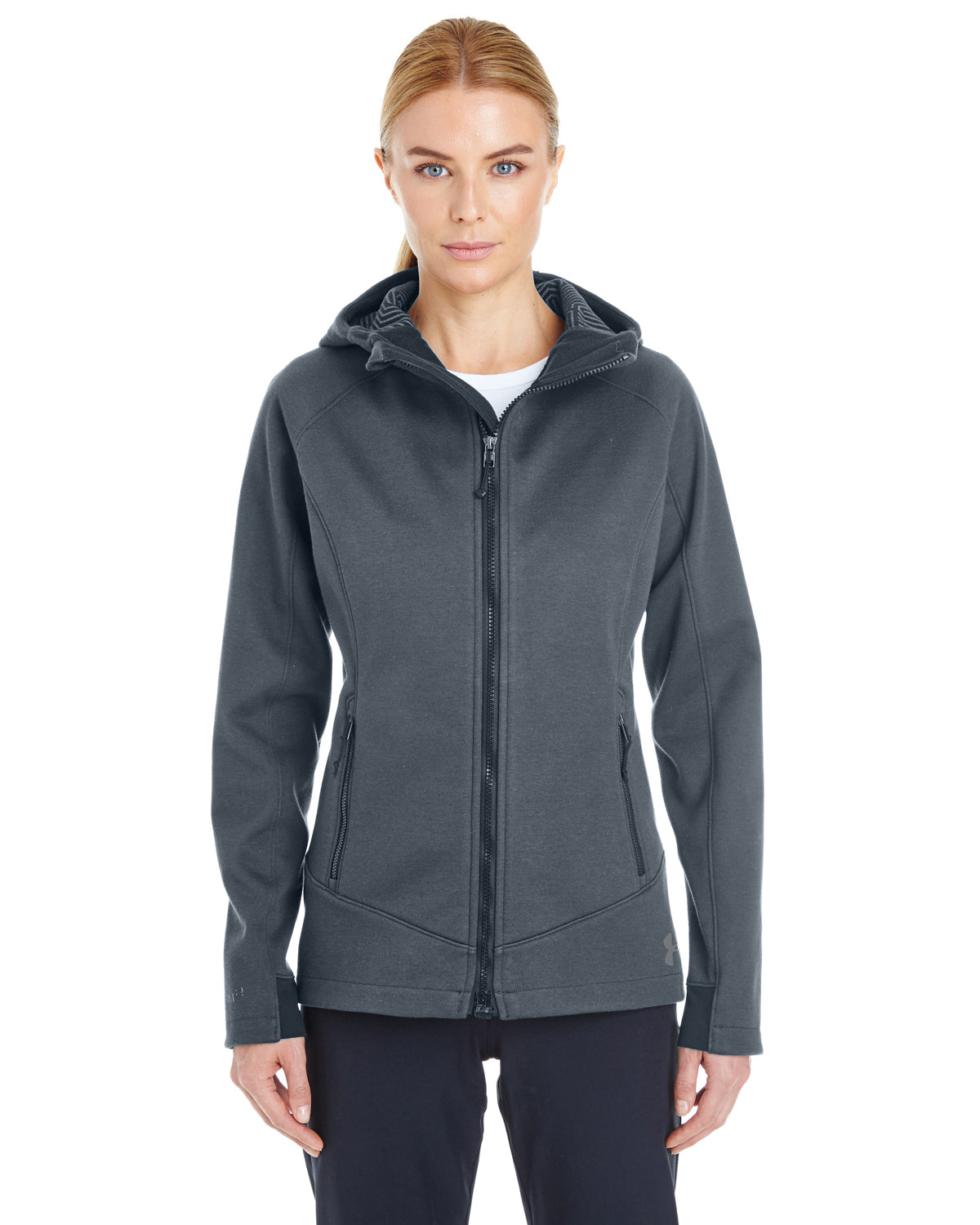 UNDER ARMOUR LADIES' UA SOFTSHELL JACKET