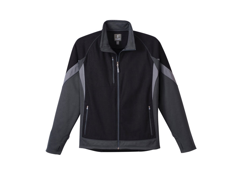 ON TOUR MEN'S JOZANI HYBRID SOFTSHELL JACKET