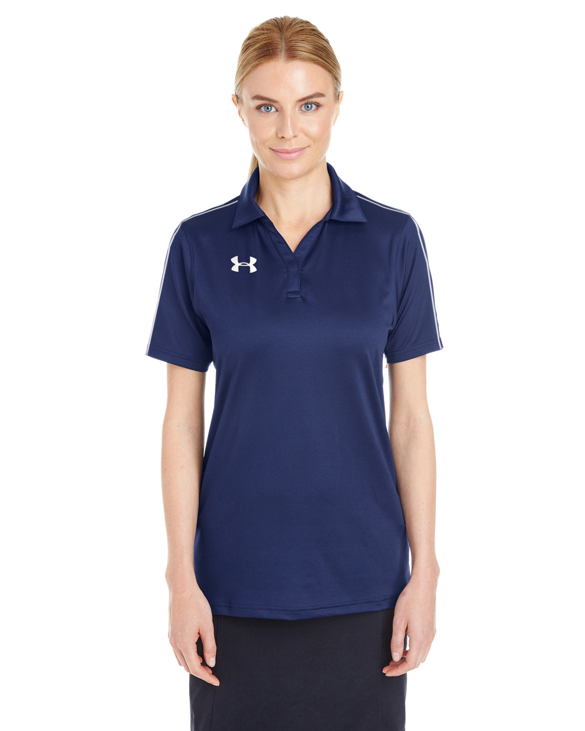 UNDER ARMOUR LADIES' UA CORP TECH POLO