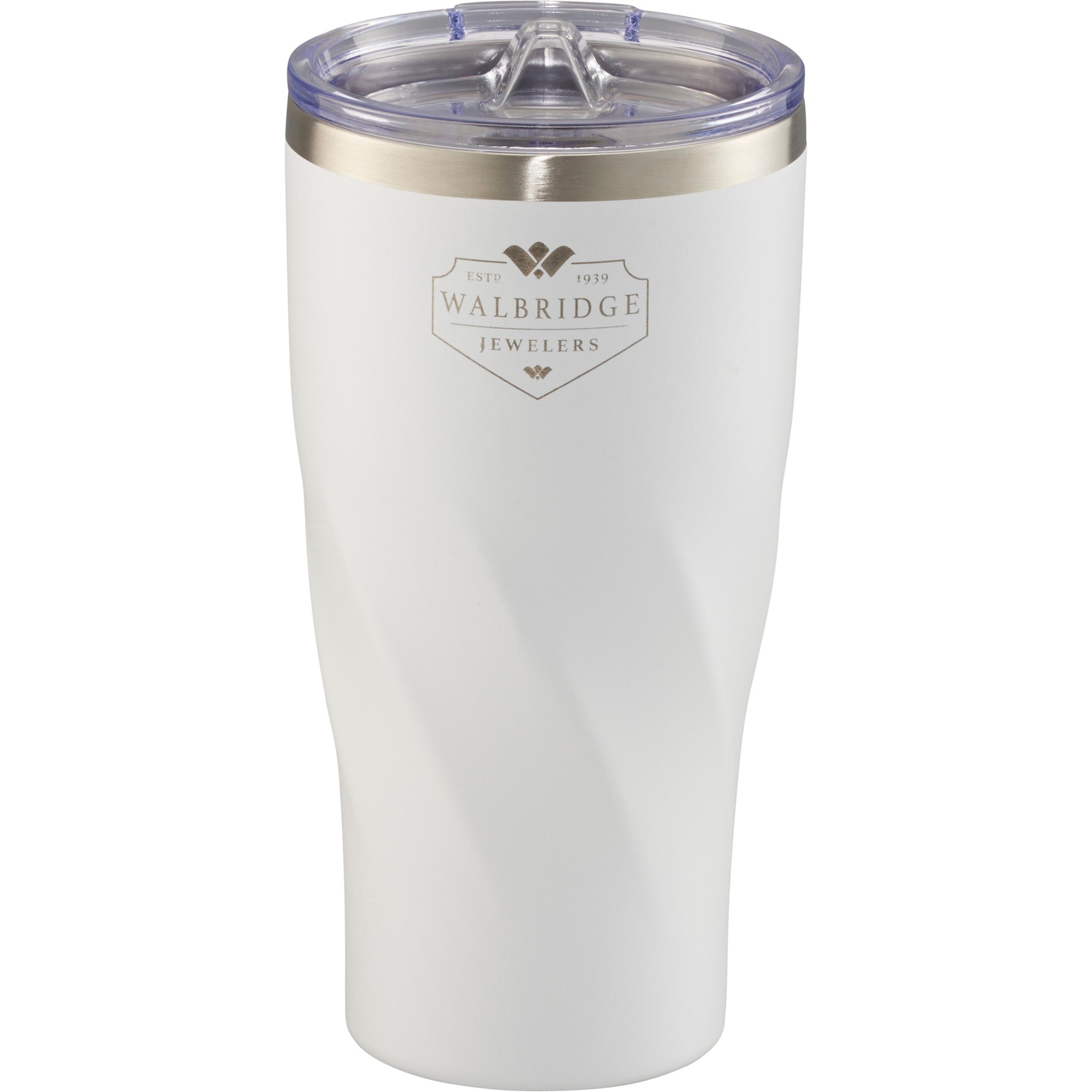 LEEDS HUGO COPPER VACUUM 20 OZ TUMBLER WITH POWDER COATING