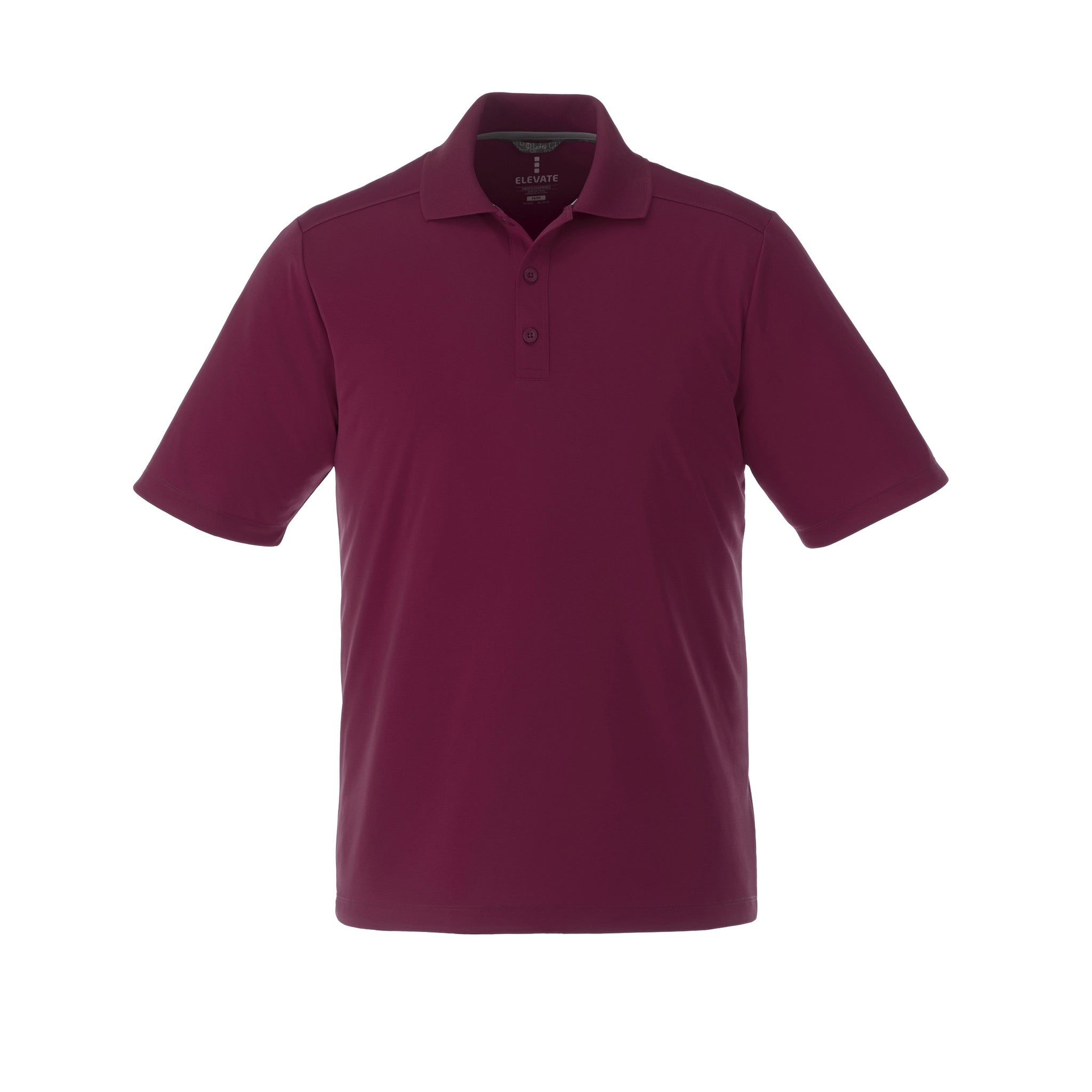 ELEVATE MEN'S DADE SHORT SLEEVE POLO