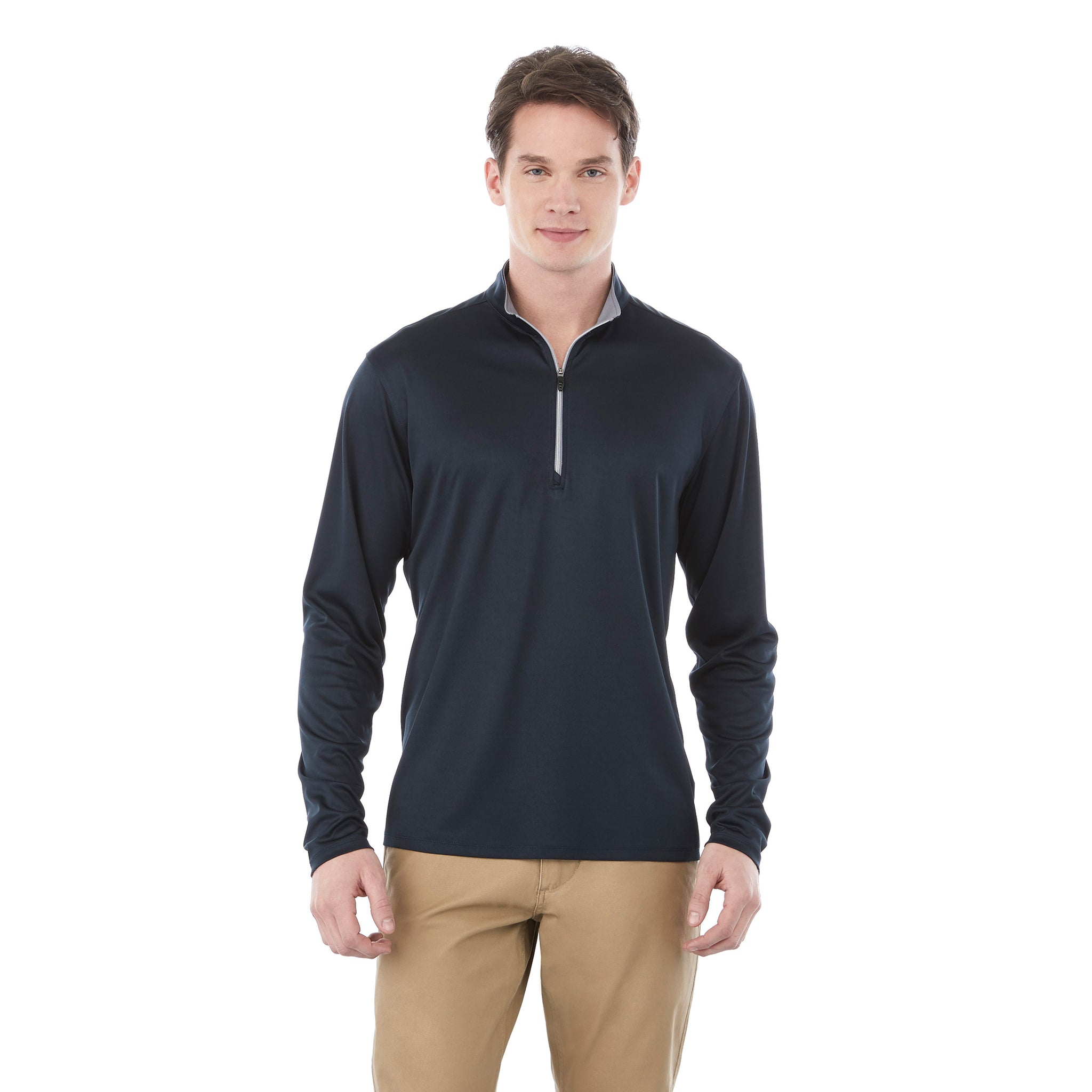 ELEVATE MEN'S VEGA TECH QUARTER ZIP