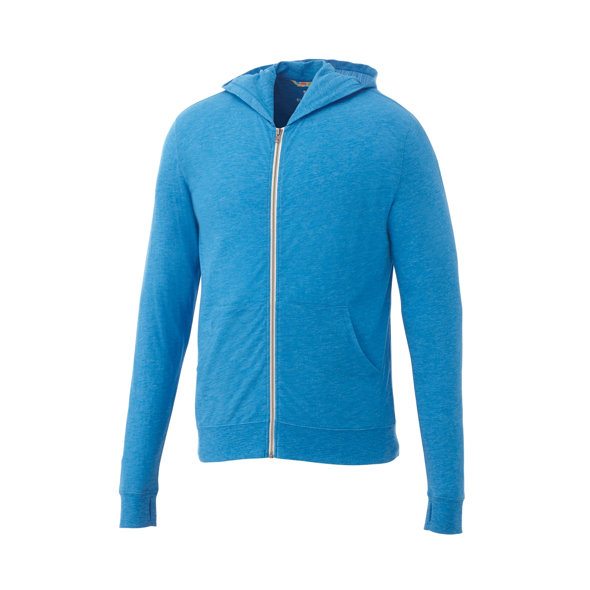 TRIMARK MEN'S GARNER KNIT FULL ZIP HOODY