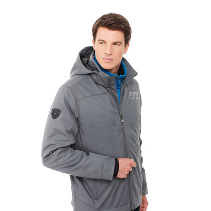 ROOTS73 MEN'S NORTHLAKE INSULATED SOFT SHELL JACKET