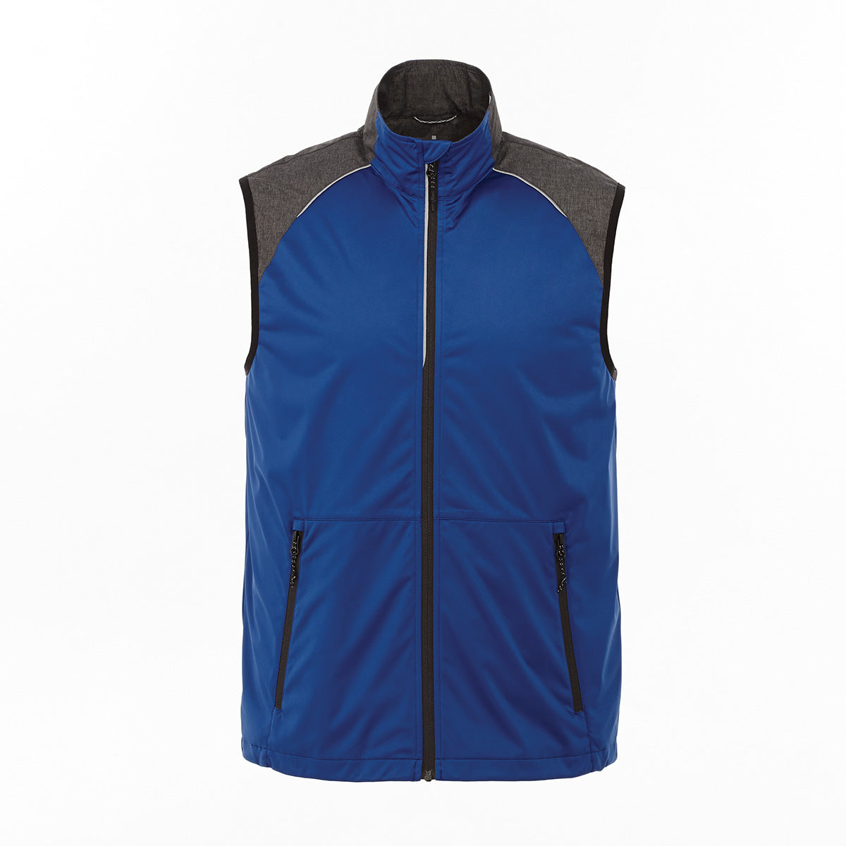 ELEVATE MEN'S NASAK HYBRID SOFTSHELL VEST